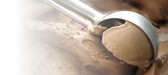 Гондоли (бонети) і вітрини морозильні, дестрібютори для морозива